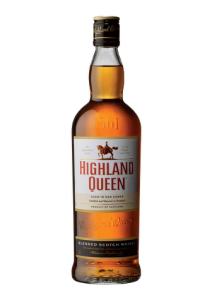 Highland Queen whisky ltr
