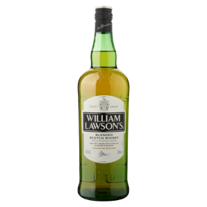 William Lawson's Whisky Ltr
